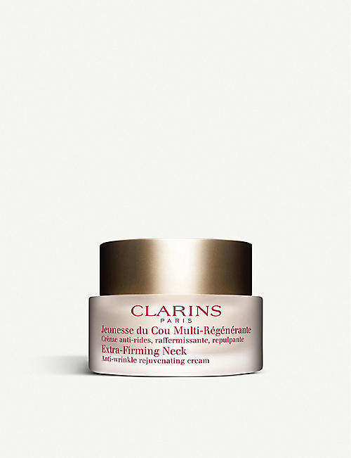 CLARINS Extra-Firming neck anti-wrinkle rejuvenating cream 50ml