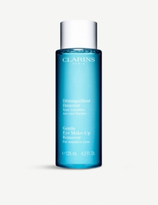 CLARINS Gentle Eye make-up remover 125ml