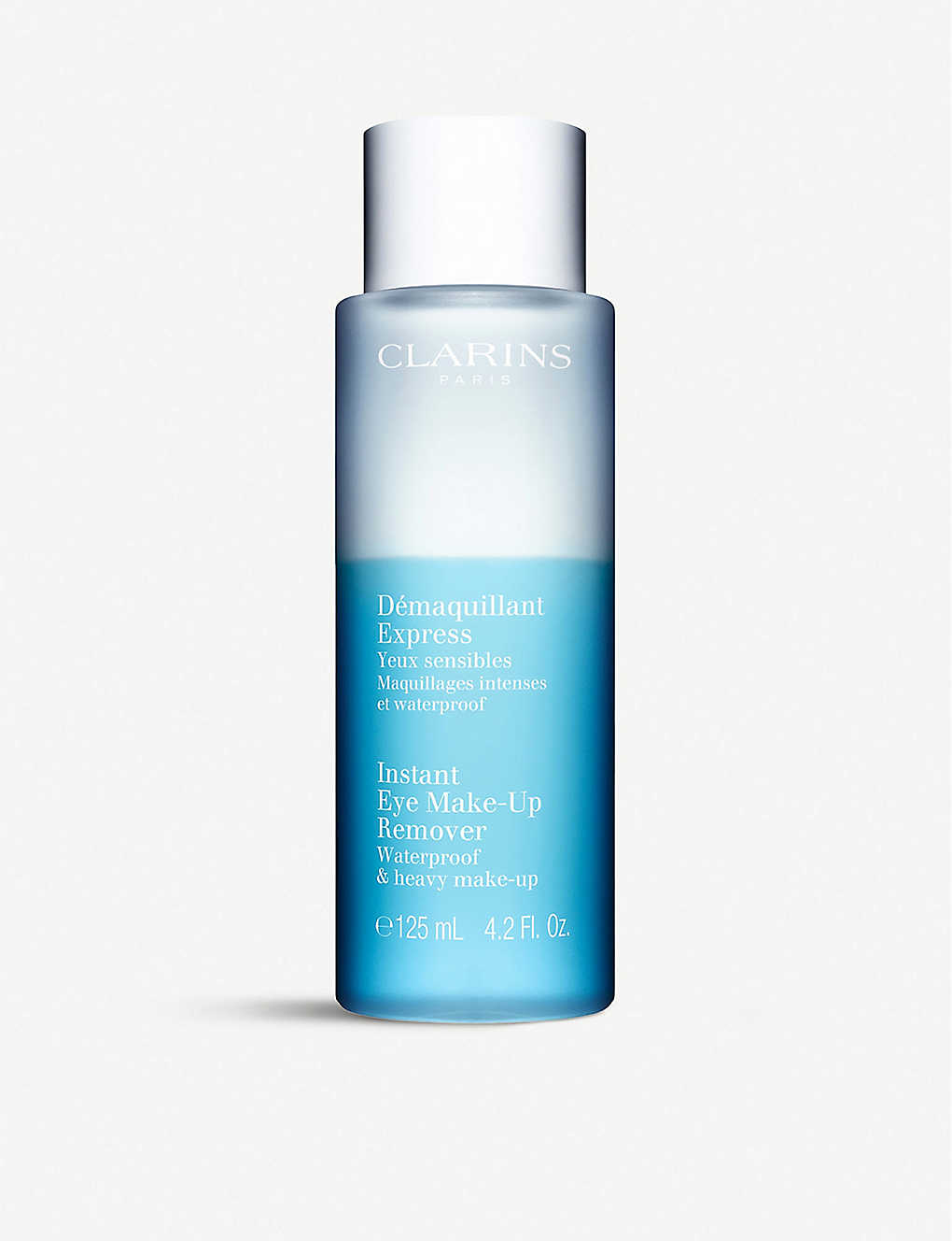 CLARINS: Instant Eye Make-Up remover 125ml