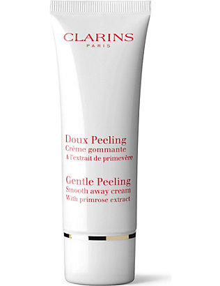 CLARINS: Gentle Peeling Smooth Away Cream 50ml