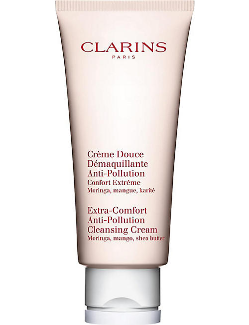 CLARINS Extra-Comfort Anti-Pollution Cleansing Cream 200ml