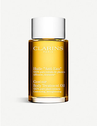 CLARINS: Contour Body Treatment Oil 100ml