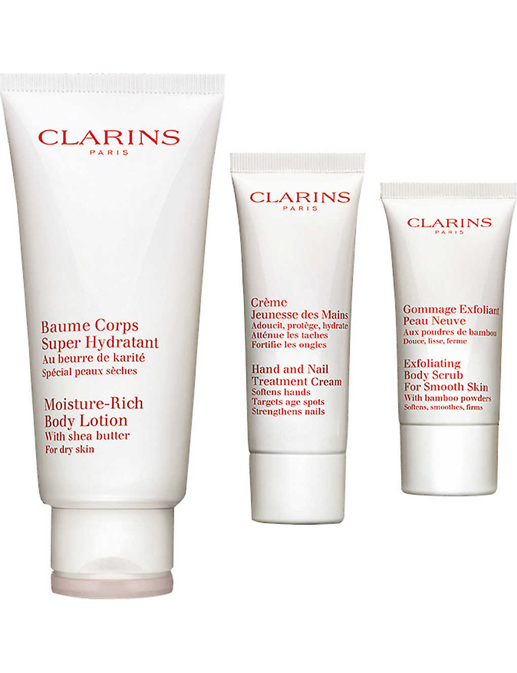 CLARINS: Body Care Collection - Pampering Favourites