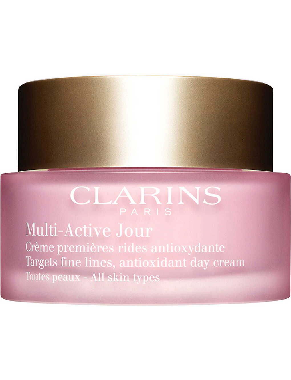 CLARINS: Multi-Active Anti-Oxidant Day Cream 50ml