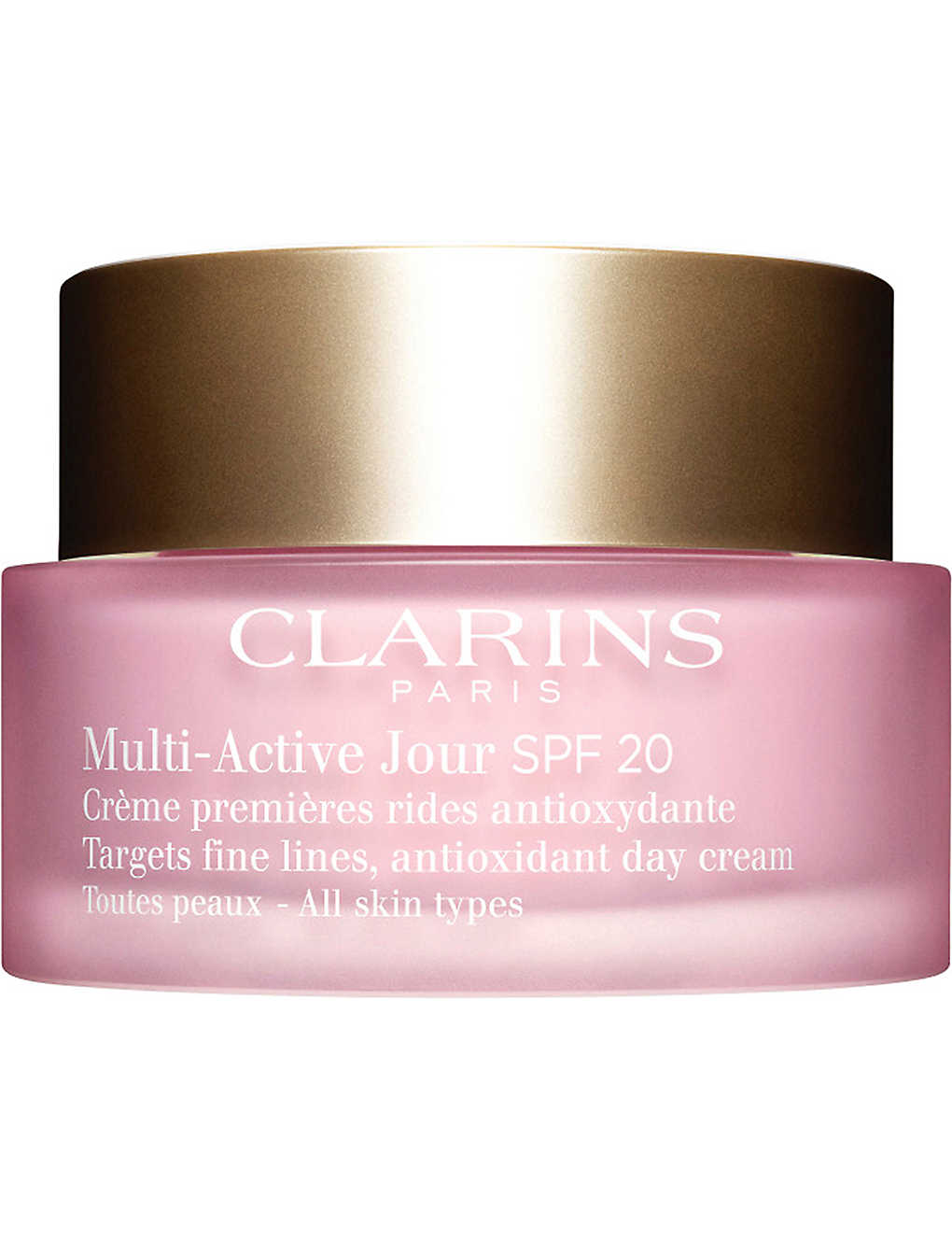 CLARINS: Multi Active-Day Cream SPF 20 50ml