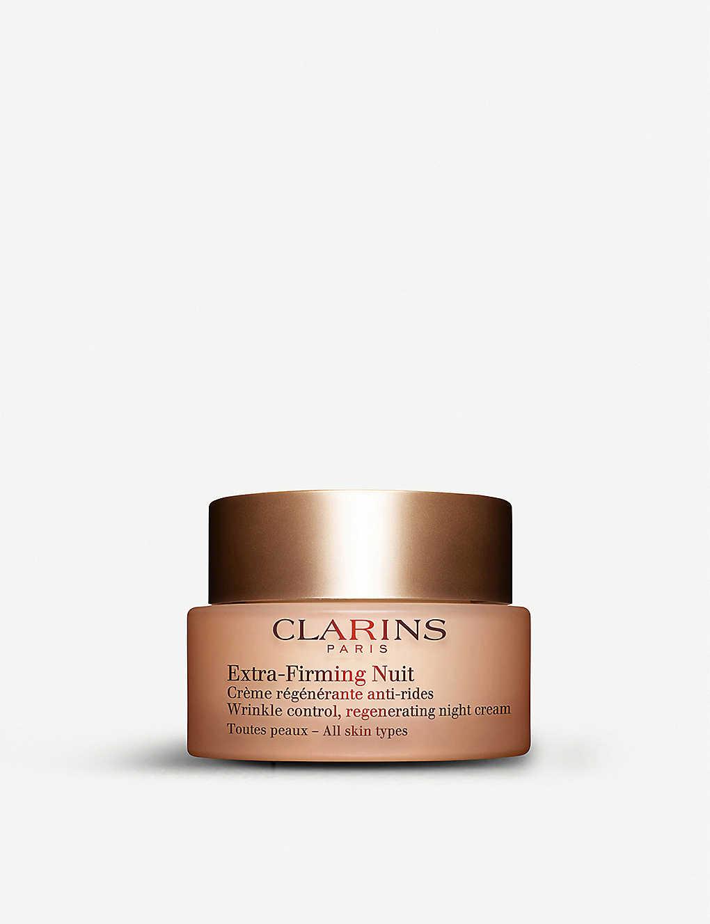 CLARINS: Extra-Firming Night Cream