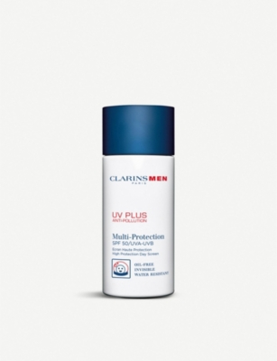 CLARINS UV Plus Anti-Pollution SPF 50 50ml