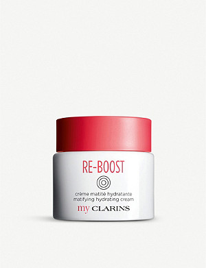 CLARINS My Clarins RE-BOOST Matifying Hydrating Cream 50ml