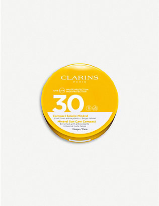 CLARINS: Mineral Sun Care Compact for face SPF30 11.5ml