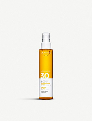CLARINS Sun Care Oil Mist for Body and Hair SPF 30 150ml