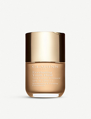 CLARINS Everlasting Youth Fluid foundation 30ml