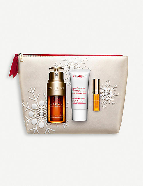 CLARINS Double Serum Christmas gift set