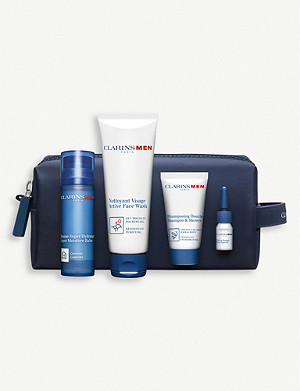 CLARINS ClarinsMen Hydrate Collection gift set