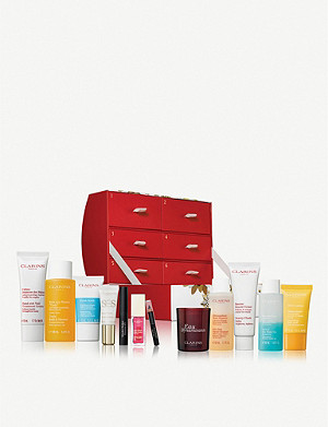 CLARINS 12 Days of Christmas Calendar