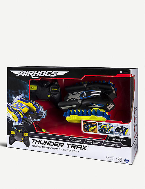 ROBOTS Thunder Trax remote-controlled car
