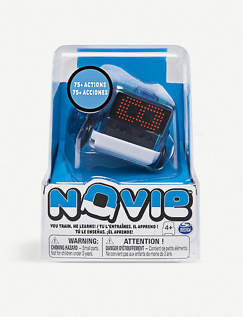 ROBOTS Novie interactive smart robot