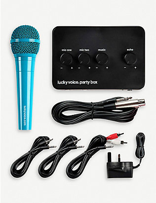 LUCKY VOICE: Karaoke kit