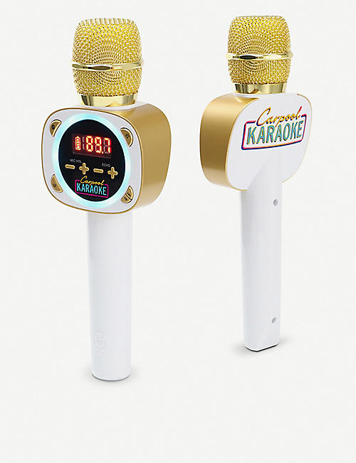 CARPOOL KARAOKE Singing Machine Carpool Karaoke Microphone