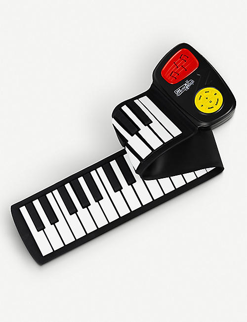 MUSIC Music roll-up piano