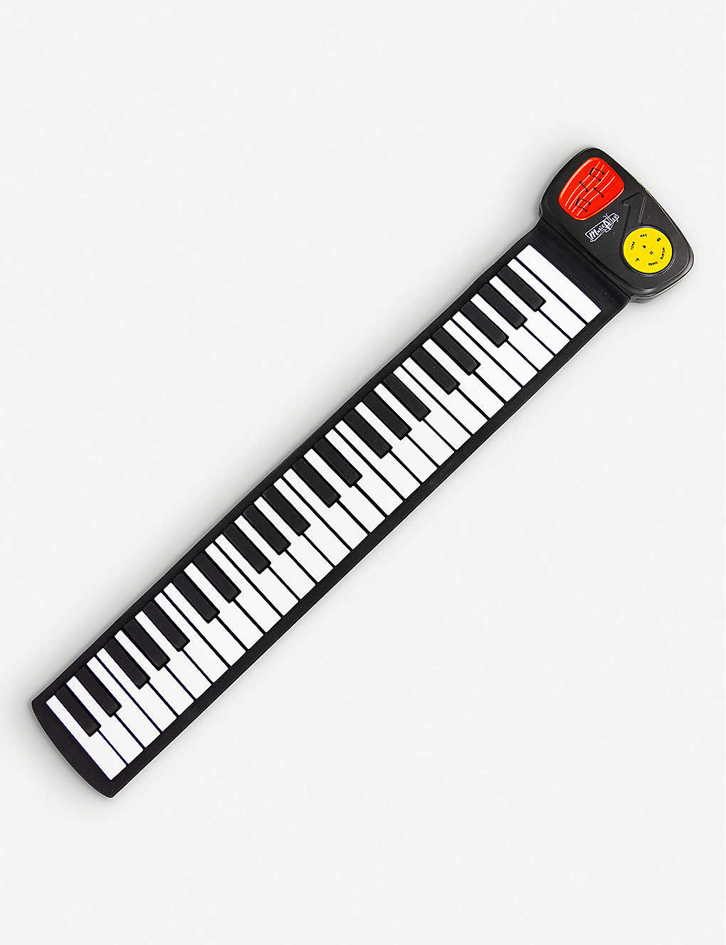 MUSIC: Music roll-up piano