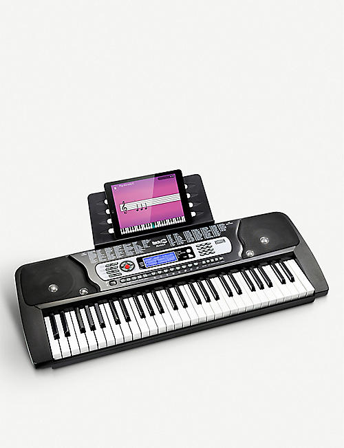 MUSIC: RockJam RJ-654 54-Key digital piano keyboard