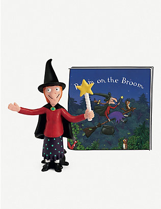 TONIES: Room on the Broom Toniebox audiobook toy