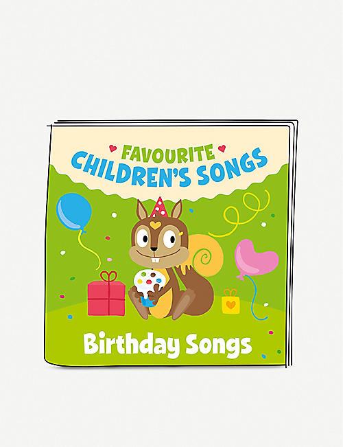 TONIES Favourite Children's Songs birthday songs compilation 3+