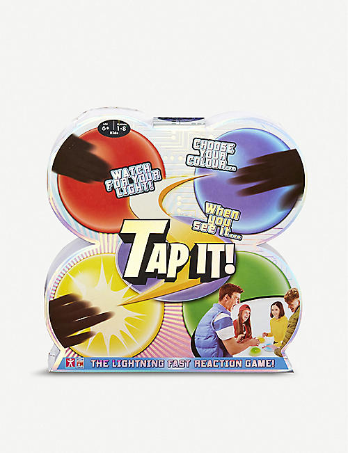 BOARD GAMES Tap-it game