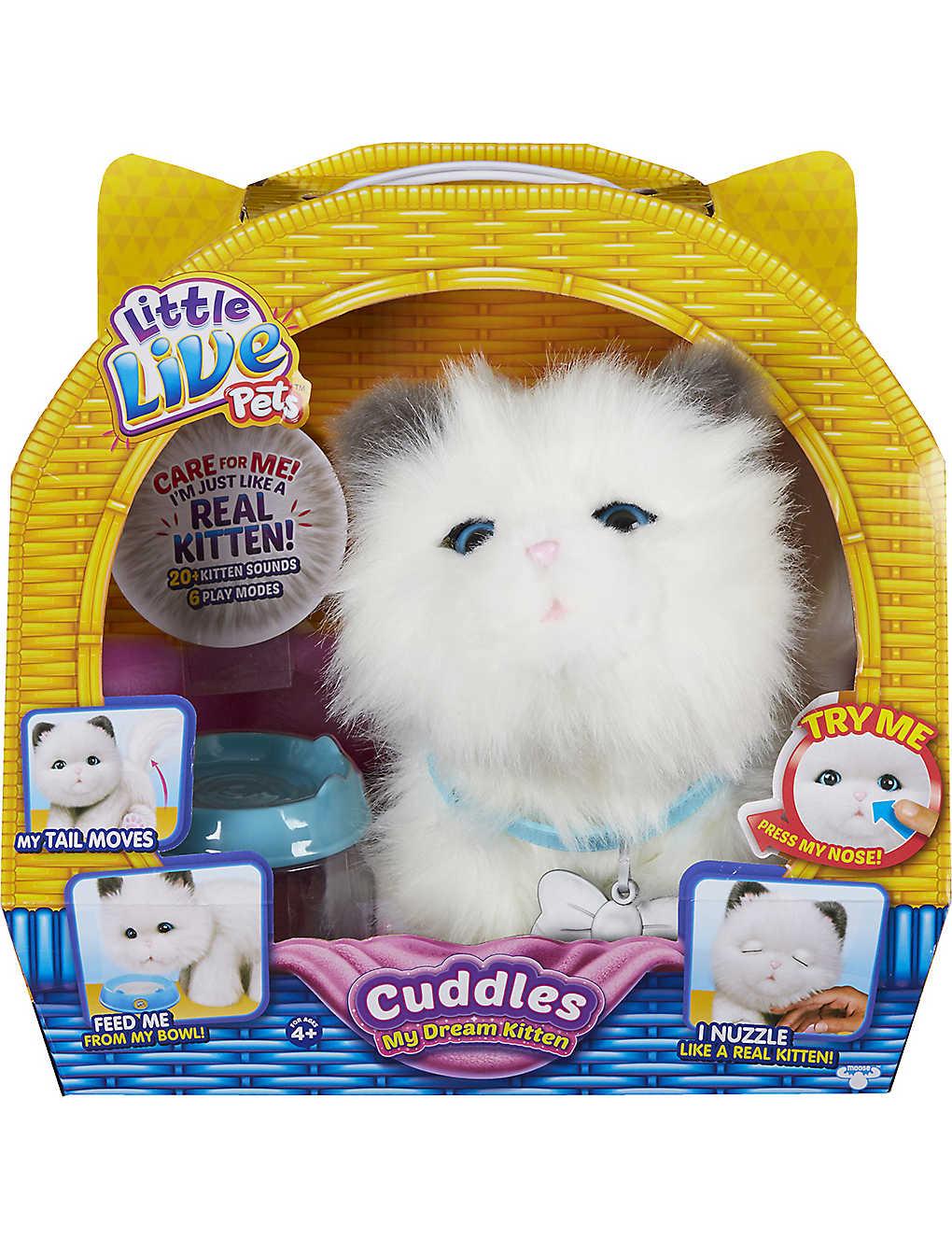 LITTLE LIVE PETS - Little Live Pets My Dream Kitten toy