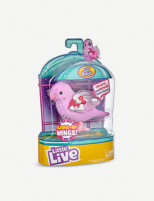 LITTLE LIVE PETS Series 9 Light Up Songbirds toy