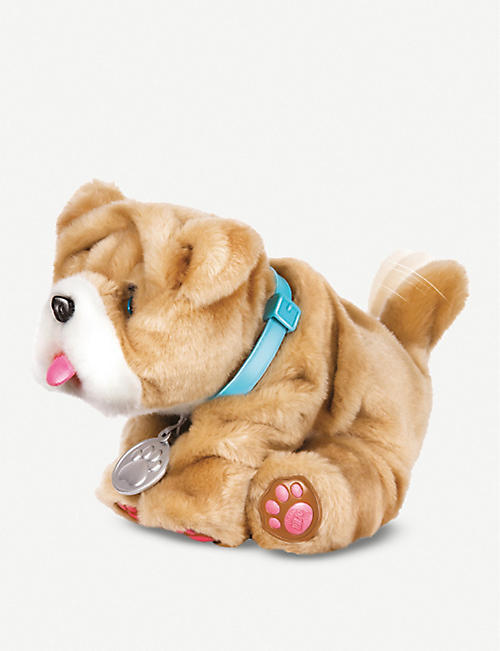 LITTLE LIVE PETS Rollie My Kissing Puppy toy