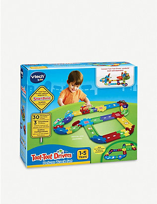 VTECH: Vtech toot-toot driver deluxe track set
