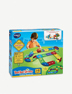 VTECH Vtech toot-toot driver deluxe track set