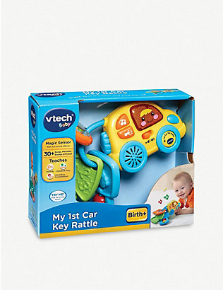VTECH: My first car key rattle