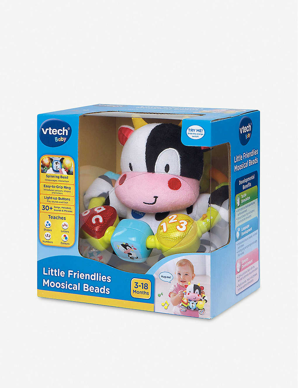 VTECH: Little friendlies mooscial beads