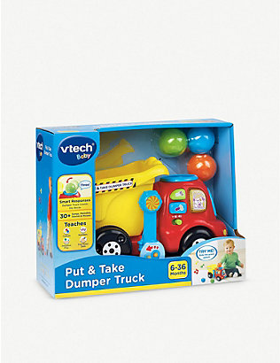 VTECH: Put and take dumper truck