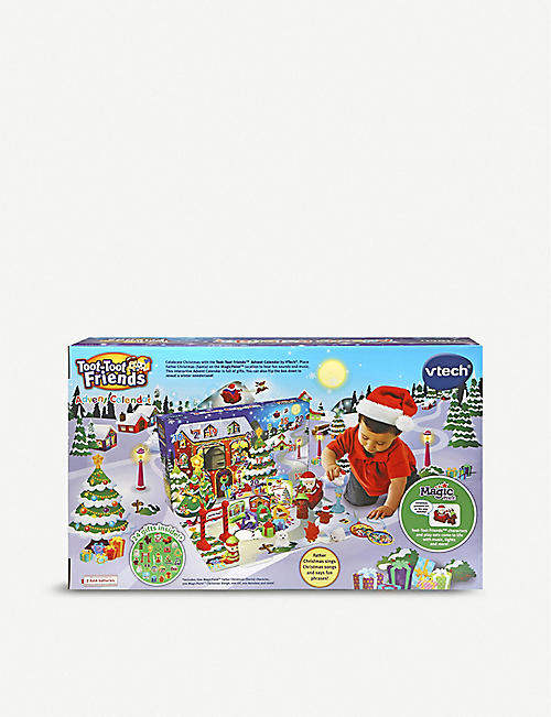 VTECH Toot-a-Toot Friends Advent Calendar