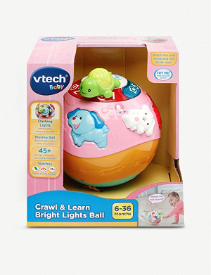 VTECH Crawl and Learn Bright Lights Ball