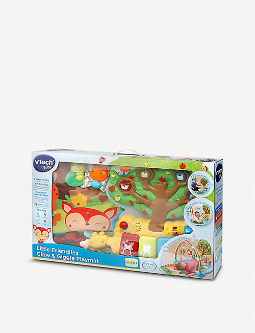 VTECH: Little Friendlies Glow & Giggle Playmat