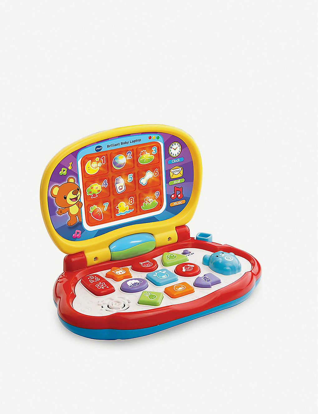VTech Little Singing Puppy For Baby Song & Melodies Lightup