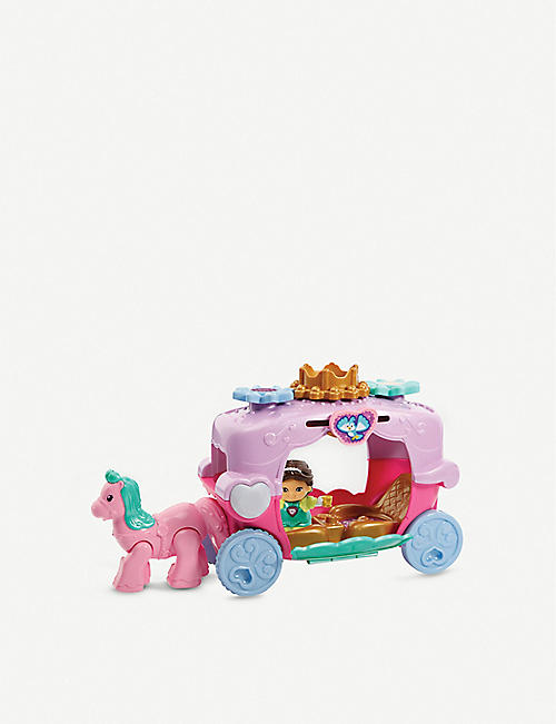VTECH Toot-Toot Kingdom Princess Lily and carriage set