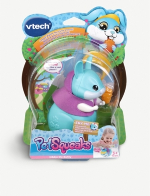 VTECH PetSqueaks Hattie the Hamster