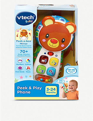 VTECH: Peek and Play phone