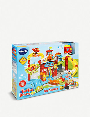 VTECH: Toot-Toot Drivers fire station playset