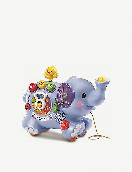 VTECH Pull and Play interactive elephant