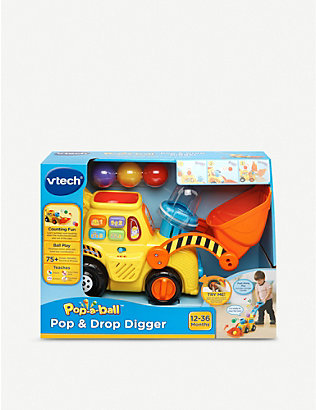 VTECH: Pop and Drop digger