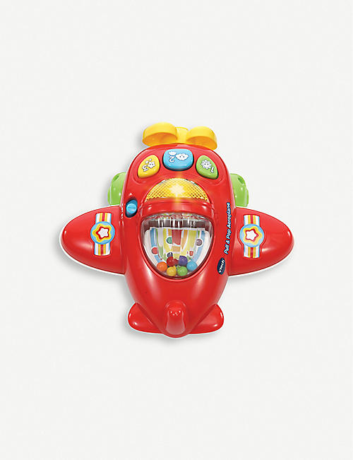 VTECH Pop and Drop aeroplane
