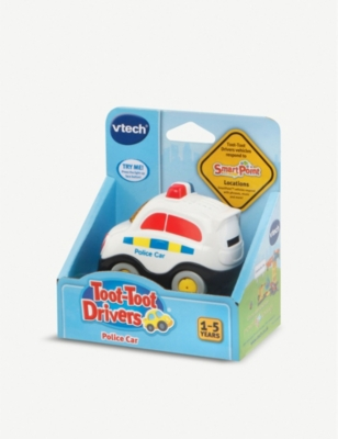 VTECH Toot-Toot Drivers police car toy