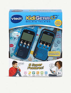 VTECH KidiGear walkie-talkies