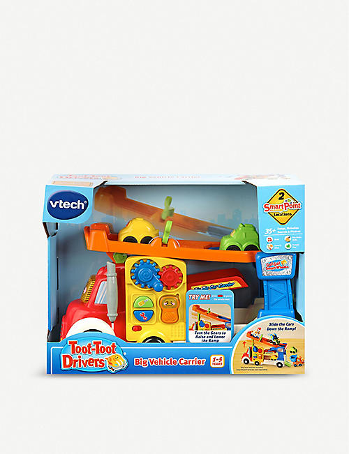 VTECH Toot-Toot Driver's Big Vehicle Carrier interactive toy